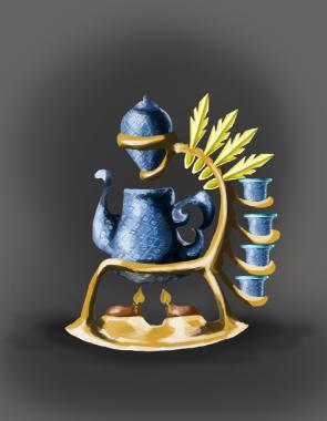 Arabski-herbowar_Mini
